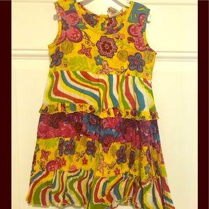 Toddler girl summer dress